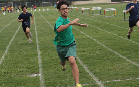 Eagles soar at UNIS Sports Day