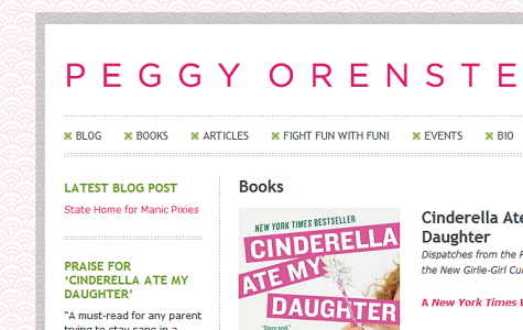 Visiting author exposes advertising and gender stereotypes