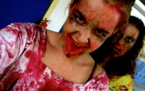 Zombies invade UNIS Hanoi to wrap up Spirit Week