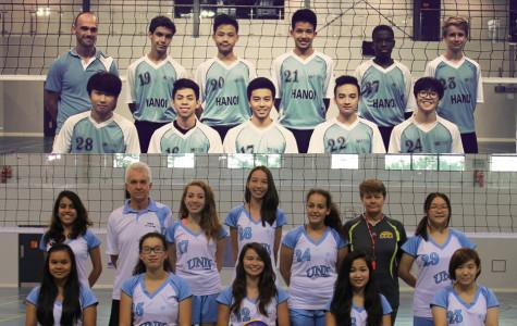 The MRISA Senior Volleyball Tournament