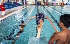 Invitational Swim Meet