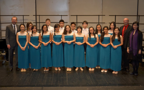 Flashback: UNIS Choir and Orchestra Embark on a Double APAC Weekend