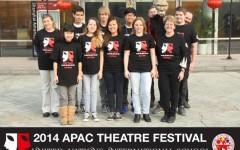 2014 APAC Theatre Festival in Shanghai