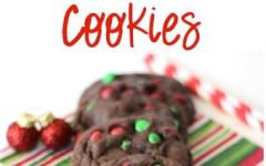 Mia's Food Corner: Christmas Cookies Cake Mix