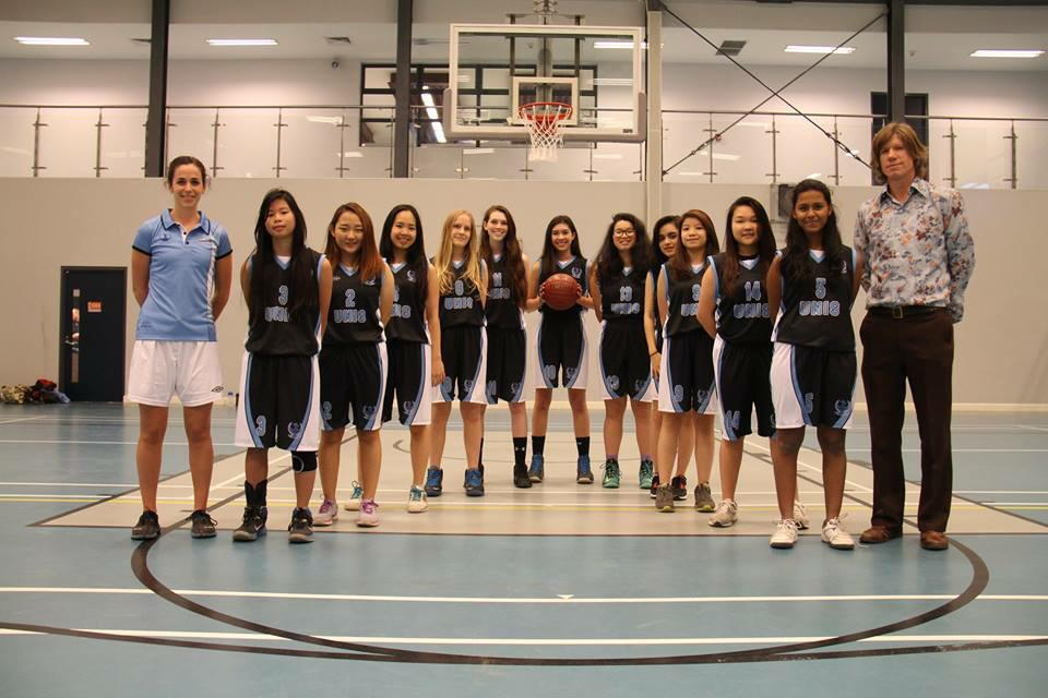 APAC Basketball Girls 2015