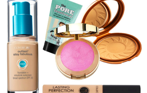 Top 5 Affordable Drugstore Makeup: Face