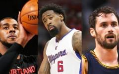 NBA 2015 Off-Season