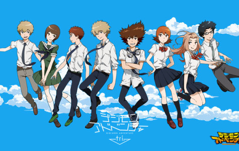 Digimon Adventure Tri – the new Digimon Adventure Film