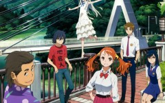 Anime Review Desu: Anohana