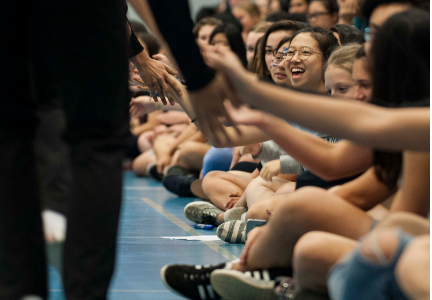 What UNIS' First Spirit Rally Means to Me