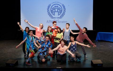 APAC Theatre Battles Social Issues