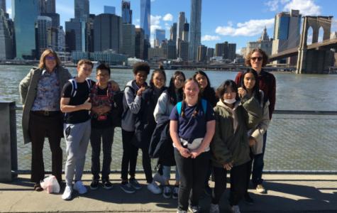 The UNIS New York Exchange: Interactions Cross Cultures