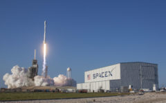 SpaceX Founding Member Inspires UNIS