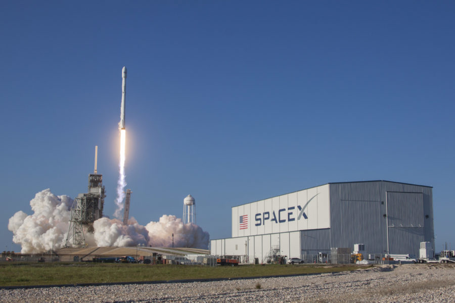 SpaceX Founding Member Inspires UNIS