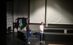 Grade 11 DP Theatre Production of Almost, Maine