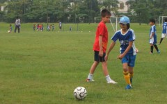 First Saturday Soccer Morning Full of Fun!  Article by Vic Linh Dang