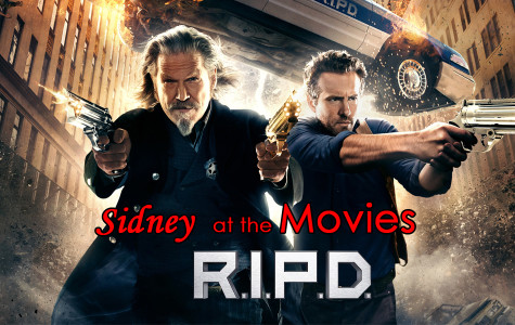 Sidney at the Movies: R.I.P.D. Review
