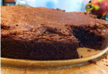 Mia's Food Corner: Chocolate Truffle Cake