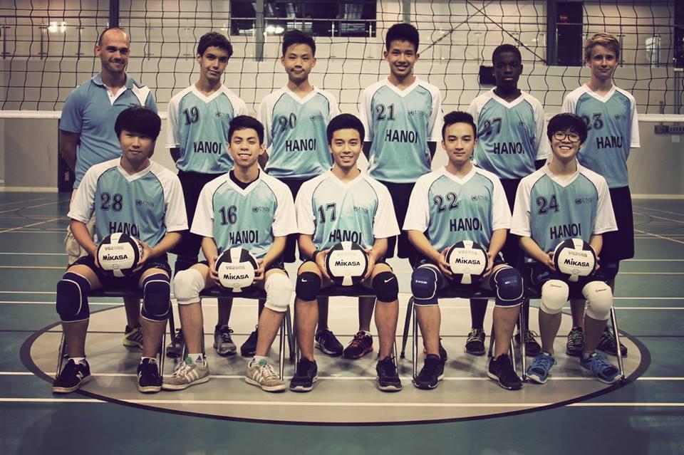 HS MRISA Boys VB