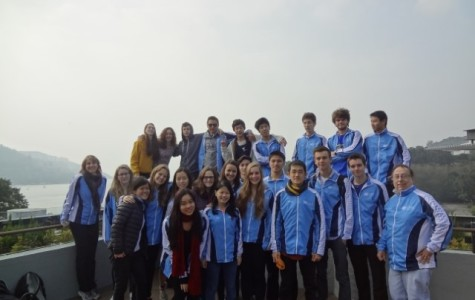 2014 APAC Varsity Swim Meet: A memory to remember