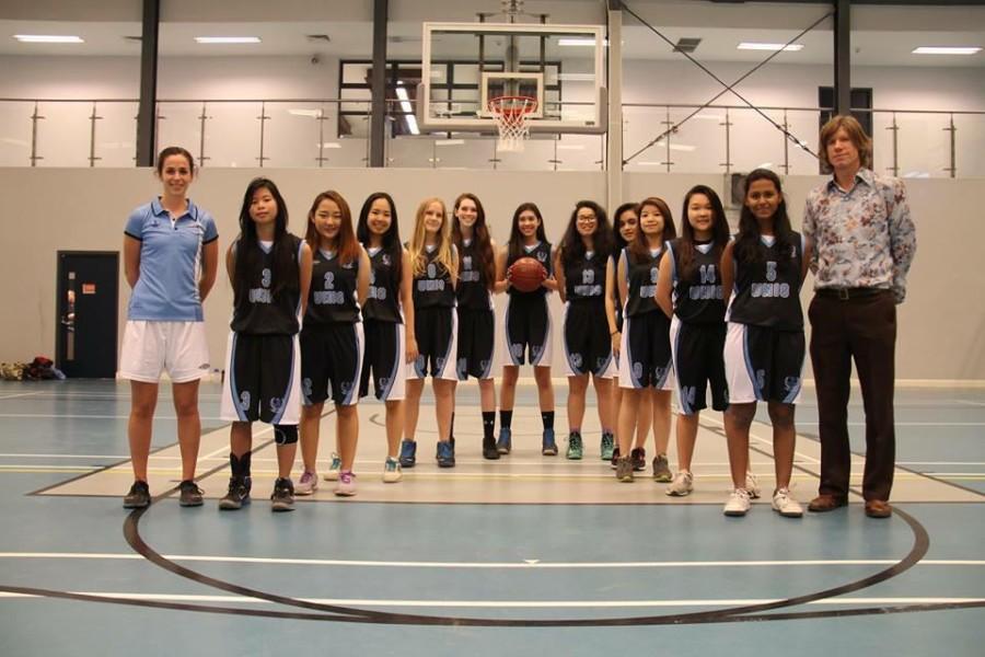 APAC Basketball Girls 2015