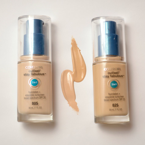 #1 Covergirl Foundation