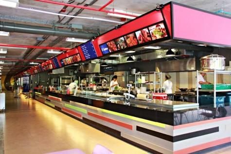 Mahidol University Canteen