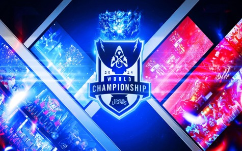 League of Legends  2015 World Championship