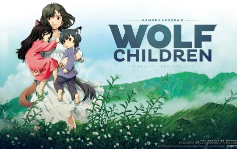 Flame Review – Wolf Children