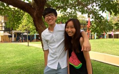 Talent Show Winners: Anh Duy and My Anh Truong