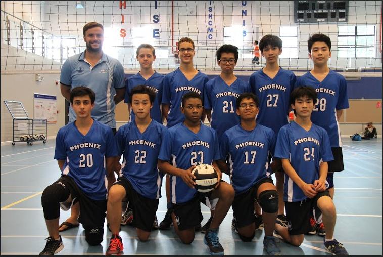MRISA Volleyball 2015 - Making History