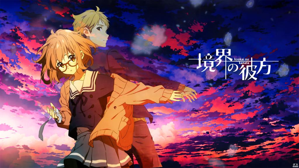 Kyoukai No Kanata Anime Review The Flame