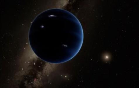 Artist conception of Planet Nine - Public Domain