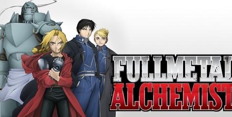 Anime Review: FullMetal Alchemist
