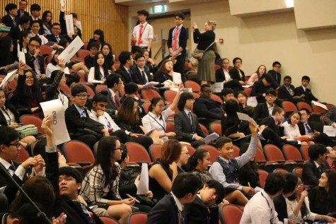 The plenary session - Photo by Lam Luu