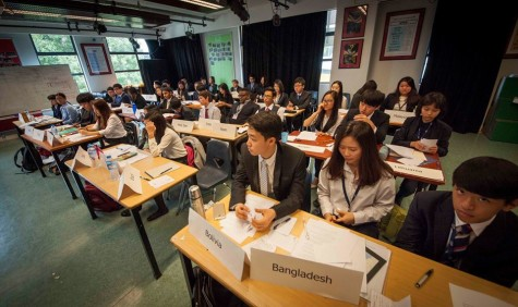 General Assembly 2 - Photo by Tim Barnsley