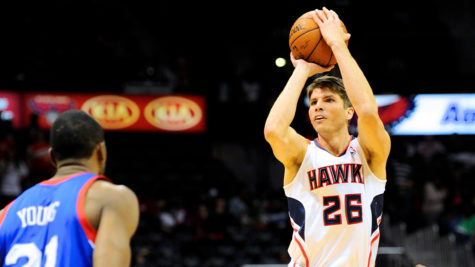 The Cleveland Cavaliers: The Kyle Korver Addition