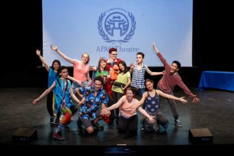 APAC Theatre Battles Social Issues