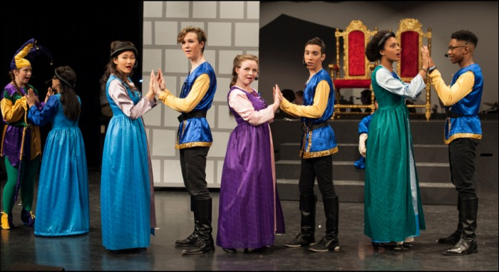 The Spring Musical: Once Upon a Mattress