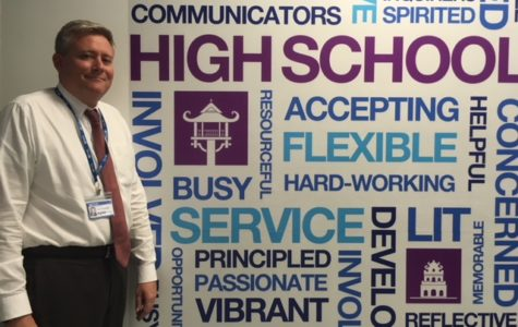Teacher Talks: Scott Schaffner, High School Principal