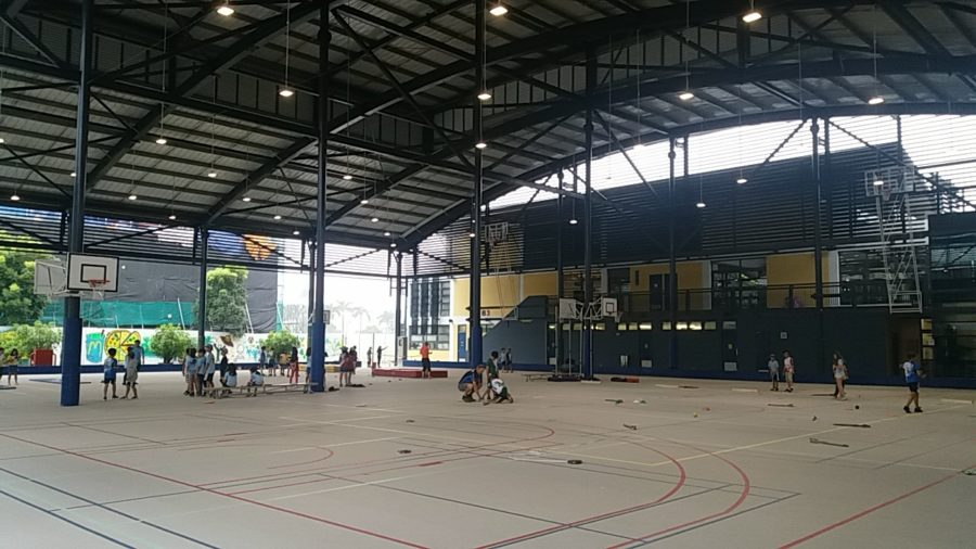 New Court