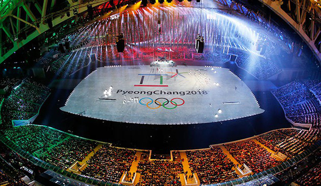 Festival of the World: 2018 PyeongChang Winter Olympics