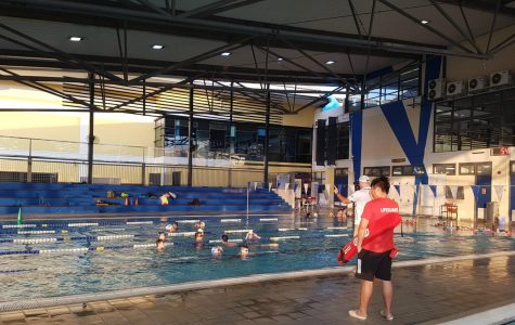 Can We Bring Home the Trophy? UNIS Swim Team Tries New Race Pace Training