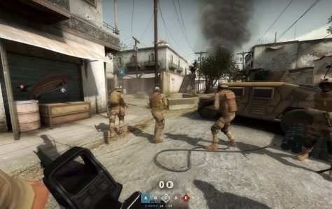 Insurgency: A Game with a Good Mix of Realism