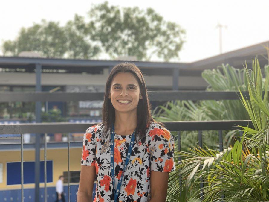Teacher Talks: Jane Gibbons