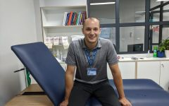 New Faculty Profile - Marc Voicechovski New Athletic Trainer: