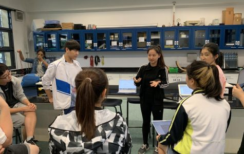 Escape If You Can!: New SIP Club Prepares Scientific and Mathematical Escape Room for HS Students
